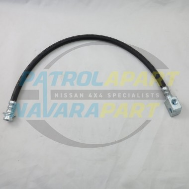 Nissan Patrol GQ GU Rear Brake Hose Chassis to Diff Extended