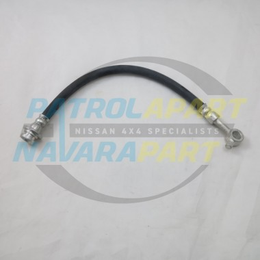 Nissan Patrol GU Front Caliper Rubber Brake Hose Left Hand Side