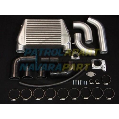HPD Hi Flow Intercooler Kit for Nissan Patrol GU TD42Ti