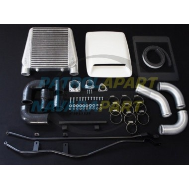 HPD Nissan Patrol GU TD42 280mm Top Mount Intercooler Kit