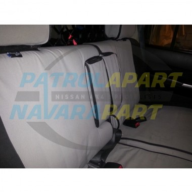 MSA seat cover Nissan Patrol GU 4 2nd Row 50/50 split