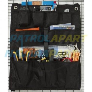 MSA Cargo Barrier Organiser Large suit Nissan Patrol GQ GU