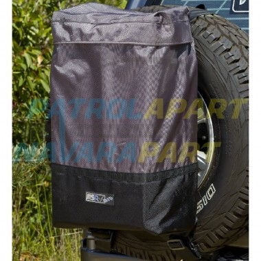 MSA Rear Wheel Rubbish Bin suit Nissan Patrol GQ GU Toyota