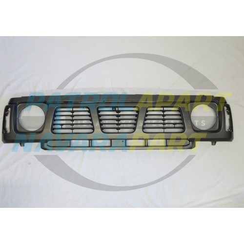 Nissan Patrol Aftermarket Grey Grille Suit GQ Series 1