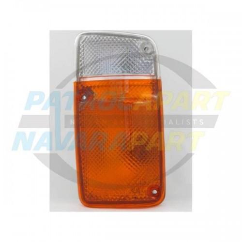 Nissan Patrol GQ Series 1 LH Front Corner Indicator Light