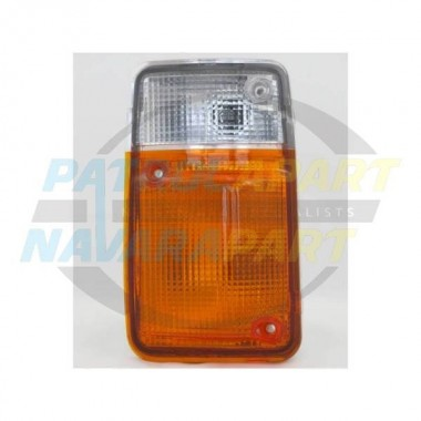 Nissan Patrol GQ Series 2 LH Front Corner Indicator Light