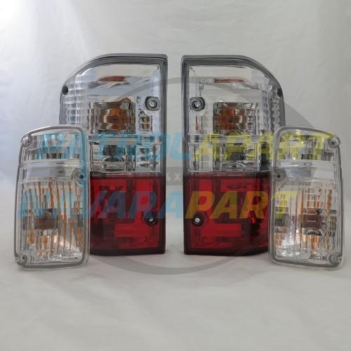 Nissan Patrol GQ Y60 Series 1 Crystal Light Kit
