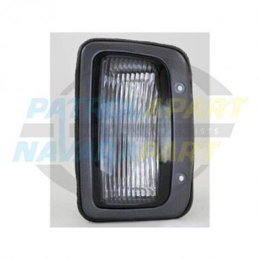 LH Corner Turn Light GQ Nissan Patrol Series 2