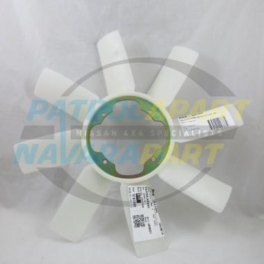 Non Genuine Nissan Patrol Fan Blade suit GQ TD42 Diesel
