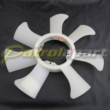 Nissan Patrol GQ TB42E Fan Blade 95mm Spacing