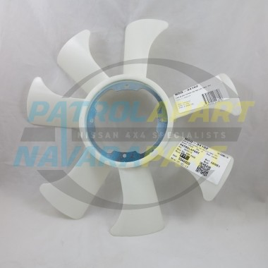 Nissan Patrol GQ TB42 AND GU TB45 Fan Blade 101mm