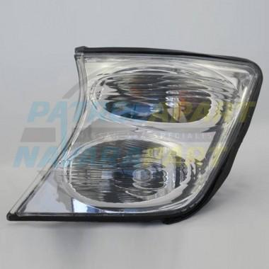 LH Front Corner Lamp Suit GU Nissan Patrol Series 3