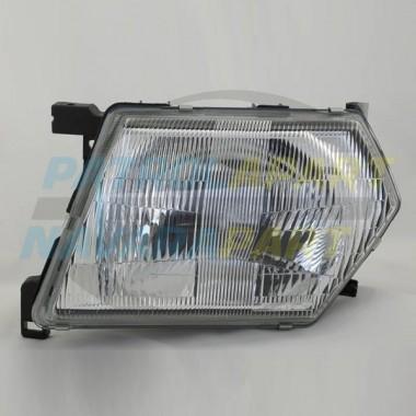 LH Headlight Suit GU Nissan Patrol Series 1 + 2