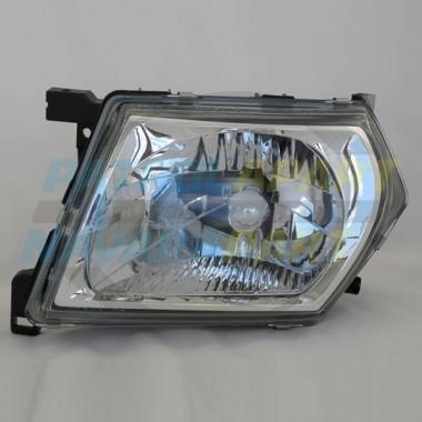 LH Headlight GU Nissan Patrol Series 3
