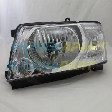 Nissan Patrol Headlight Assembly Suit GU4 Left Hand
