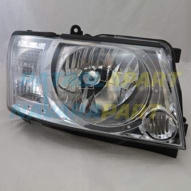 Nissan Patrol Headlight Assembly Suit GU4 Right Hand