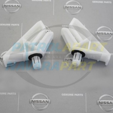 Flare Clip kit Nissan Patrol GU 4 Rear Door Lower Trim