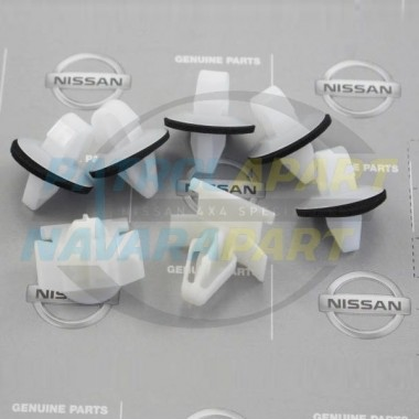 Genuine Nissan Patrol Flare Clip kit GU Series 4 Front Flare