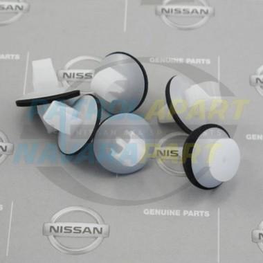 Flare Clip kit Nissan Patrol GU Series 4 Rear Quarter Flare