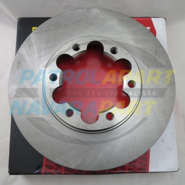 Nissan Patrol GU Front Brake Disk Rotors Except TB48 SOLD INDIVIDUALLY