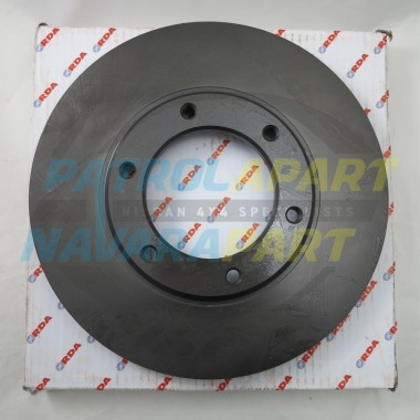 Nissan Patrol GQ Front Brake Disk Rotors EXCEPT EFI Sold Individually
