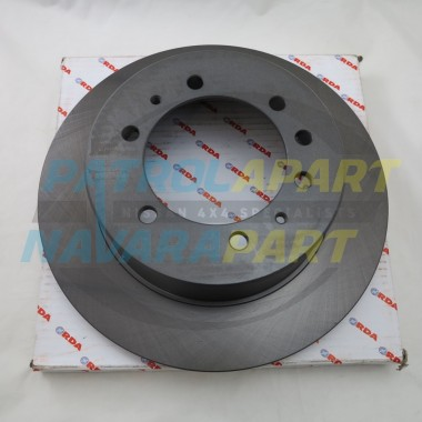 Nissan Patrol GQ & GU Rear Brake Disk Rotors EXCEPT TB48 Sold Individually