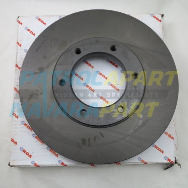 Nissan Patrol GQ EFI Front Brake Disk Rotors Sold Individually