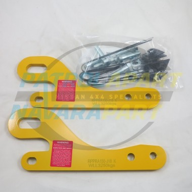 Roadsafe Recovery Point Toyota Prado 150 series PAIR