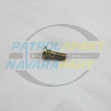 Nissan Patrol GQ & GU  Front Wheel Stud
