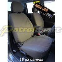 MSA Seat Cover Tradie Nissan Patrol GU ST Ute