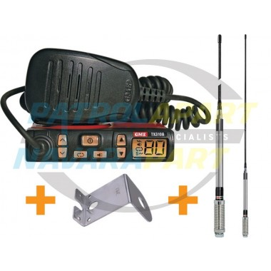 GME TX3100 Starter kit with Antenna