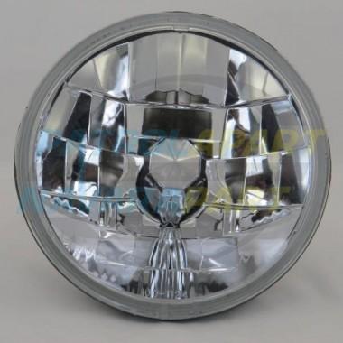 Crystal Headlight H4 7