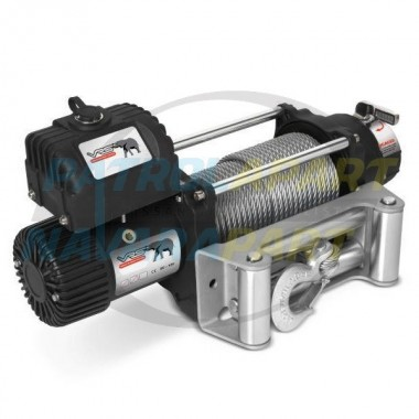 VRS Winch 9500lb with Wire Cable
