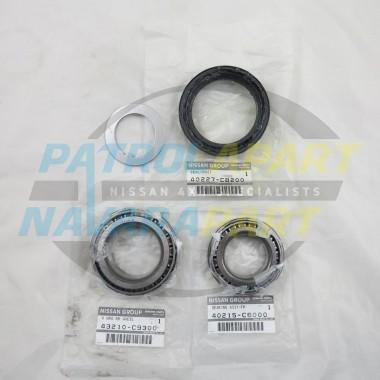 Nissan Patrol GQ GU Genuine Front Wheel Bearing Kit