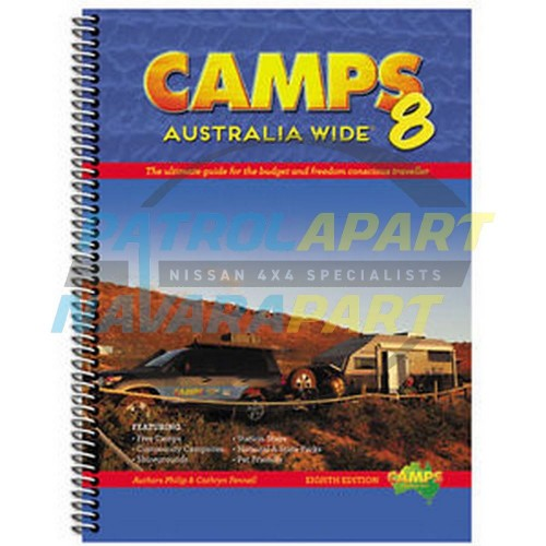 Camps Australia Wide no.8