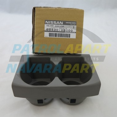 Genuine Nissan Cup Holder Suit Early GU Patrols
