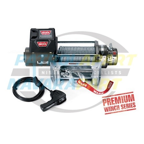Warn XD9000 Low Mount Winch FULL Warn Warranty