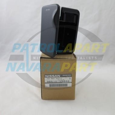 Genuine Nissan Patrol Ash Tray Suit GU4 Black Centre Console