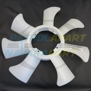 Nissan Patrol GQ TD42 Genuine Fan Blades