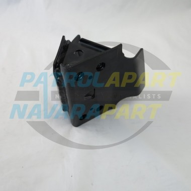 Genuine Nissan Patrol GU GQ TD42 Engine Mount Weld to Chassis RH Side