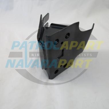 Genuine Nissan Patrol GU GQ Engine Mount Weld to Chassis LH Side