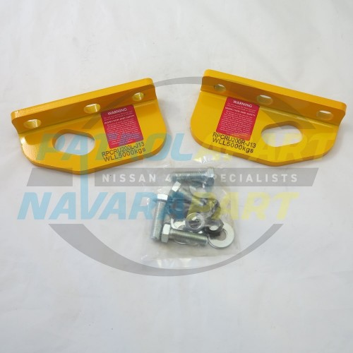 Roadsafe Recovery Point Toyota Landcruiser 200 Series PAIR