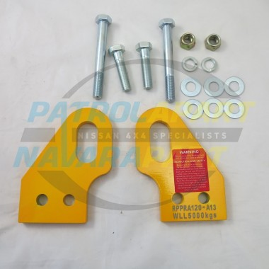 Roadsafe Recovery Point Toyota Prado 120 Series (PAIR)