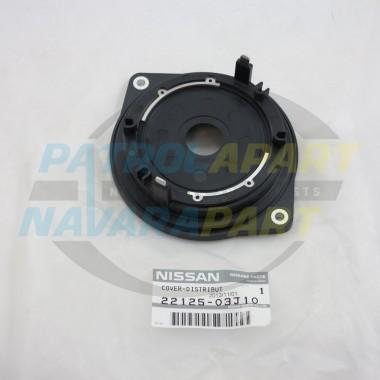 Genuine Nissan Patrol GQ TB42 Carby Distributor Seperator Plate