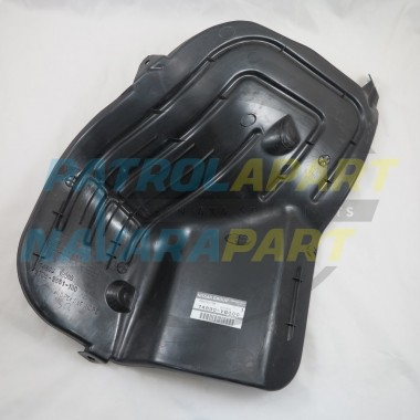 Nissan Patrol GU Genuine Fuel Filler stone Guard