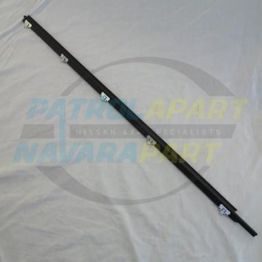 Genuine Nissan Patrol GQ Weatherstrip LHF Manual Inner