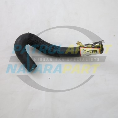 Gates Engine to Heater Hose suits Nissan Patrol GQ TB42EFi
