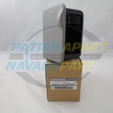 Genuine Nissan Patrol Ash Tray Suit GU 3 Centre Console
