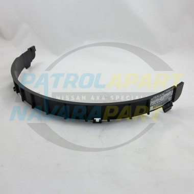 Genuine Nissan Lower Fan Shroud Brow Suit GU TB45