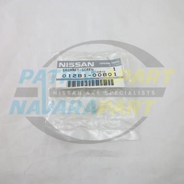 Genuine Nissan Patrol GU Mudflap Mounting Grommet
